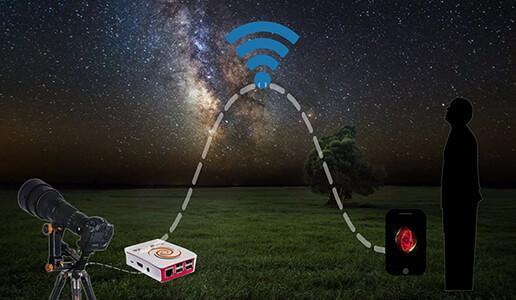 StellarMate HotSpot